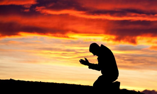 Doa taubat untuk diri sendiri